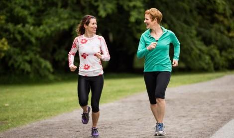 beginning runners